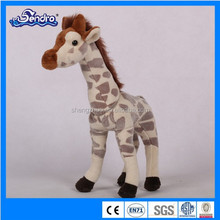 fashion stuffed soft plush toy animal zebra