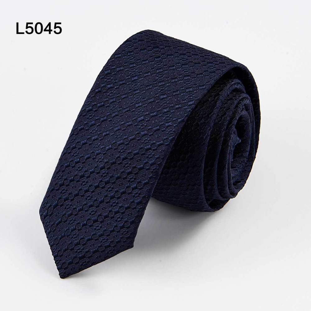NB-471 3D Embroidery Pattern Polyester Silk Tie Men