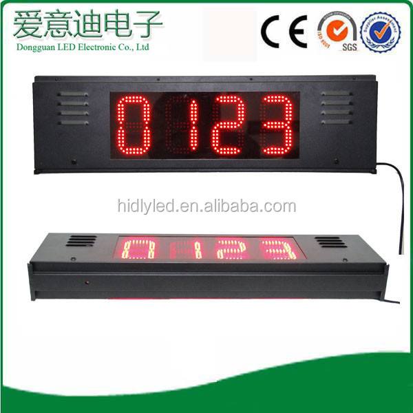 high brightness 18 inch outdoor electronic gas station led price sign