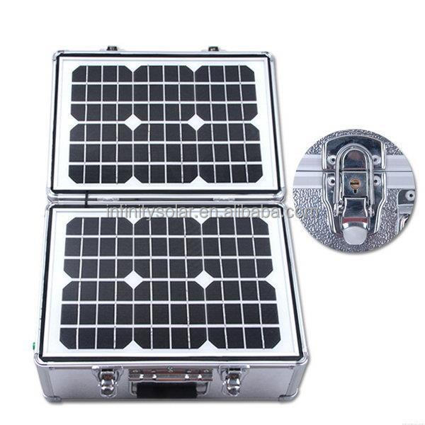 2014 new products useful portable solar power box/ solar system