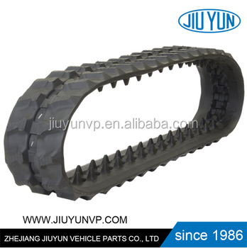 Daewoo SOLAR 55 400x72.5x76W rubber track for sale