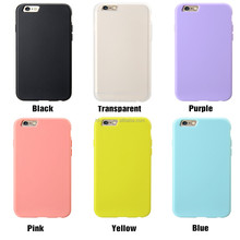 High durablity 6-colors TPU case cover for Blackberry Q5