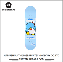 BIGBANG good quality buy skateboard decks in bulk supplier best skateboard made in China