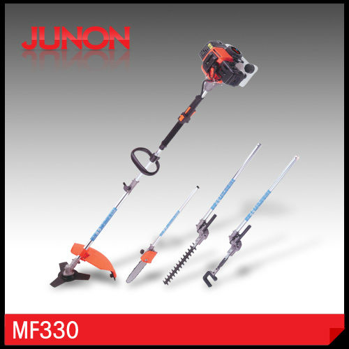 telescopic pole hedge trimmers brush cutter /chainsaw