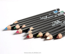 Wholesale waterproof 12 colors eye shadow pen eyeliner lip Liner Eyebrow pencil