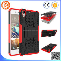 Newest Armor Sublimation Cell Phone Case for HTC Desire 728