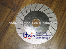 Electroplated Diamond Flat Cutting Disc for glass/ tile