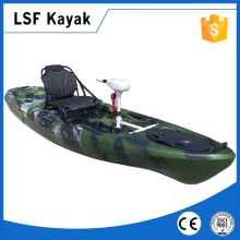 10ft cheap fishing kayak and boat with motor