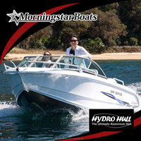 16ft luxury runabout motor boat