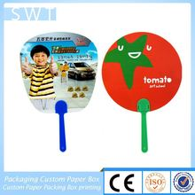 2015 Wholesale Custom Shop Market,Speacial Day Promotional Pp Straw Cheap Chinese Hand Fan