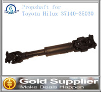 Brand New propshaft for Toyota Hilux 37140-35030 with high quality and most competitive price.