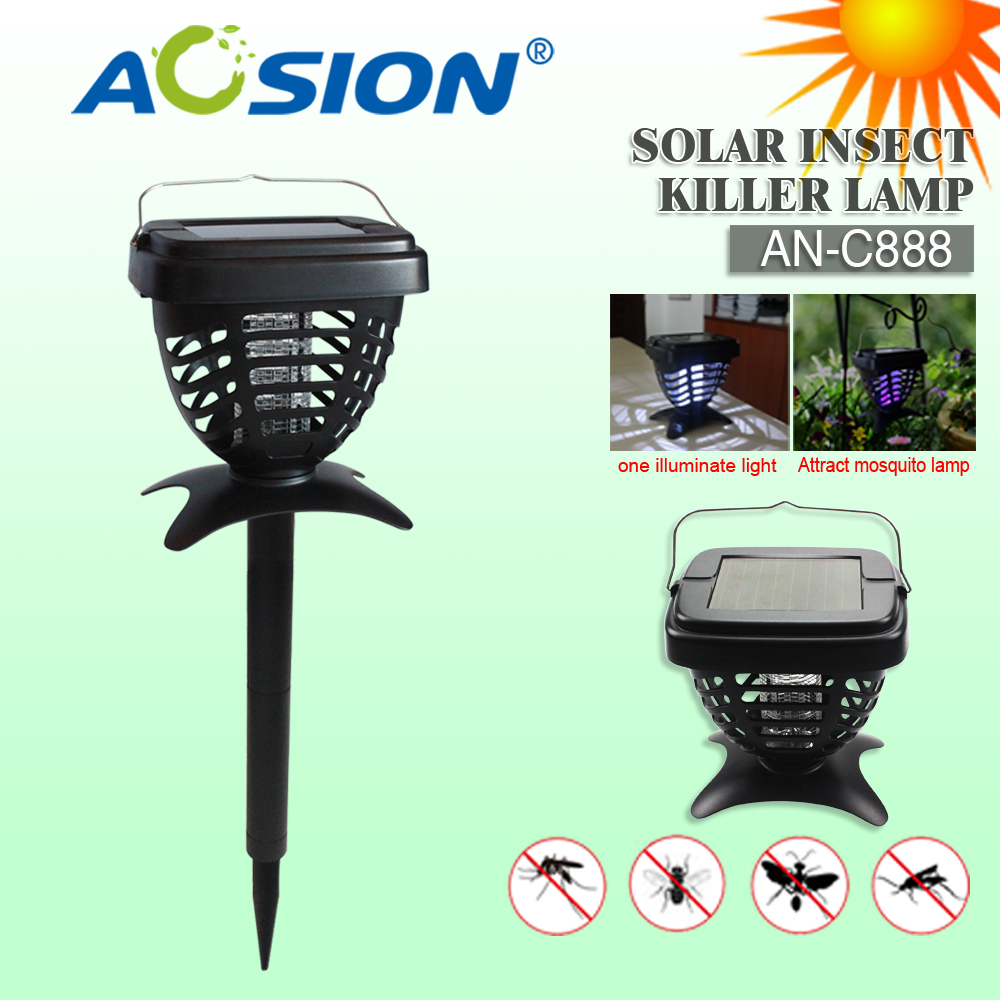 Aosion solar power sound mosquito killer