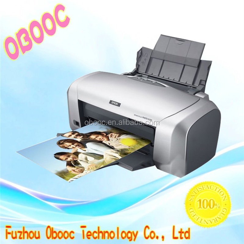 A4 R230 4 Color Sublimation Inkjet Printers with Wifi Sticker PVC ID Card Photo Printing