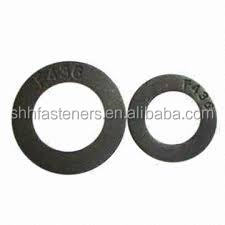F436 Hardened Structural Flat Washers Black