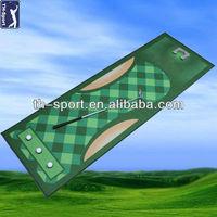 mini golf putting green