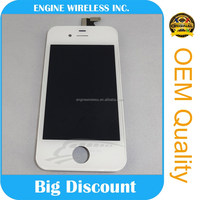 Spare parts,for iphone 4 lcd & parts repair replacement,original