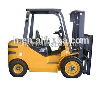 High quality small diesel forklift 2 ton similar to new toyota forklift price