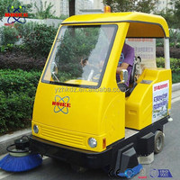 Cheapest price of road sweeper truck manufacturer near Shanghai China