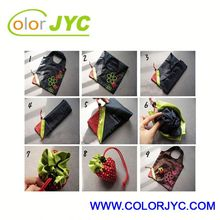CI279 polyester foldable shoping bag