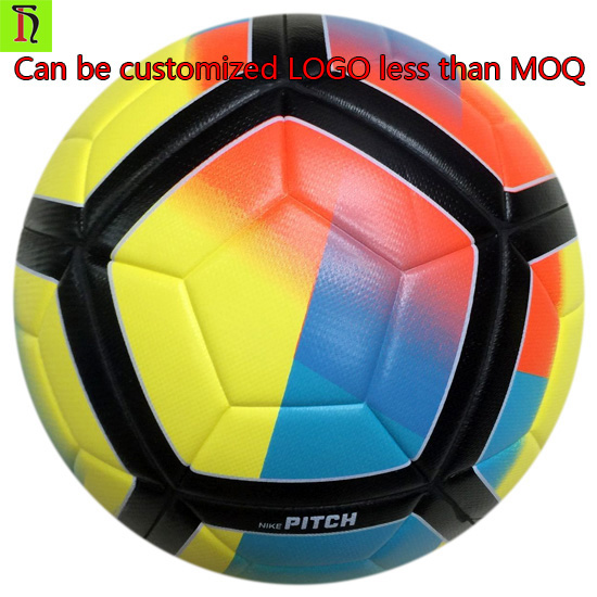 RAINBOW thermal bonded soccer ball high quality professional match soccer ball design your own football balls online
