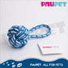 Wholesale cheap new product dog pet cotton rope ball toy