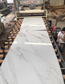 New arabescato marble slab