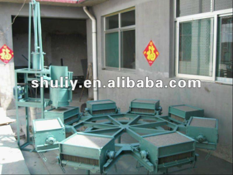 2015 China best selling tailor chalk making machine
