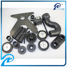 EPDM/NBR/BUTYL/NR/CR/VITON/SILICONE Custom Molded Rubber Parts