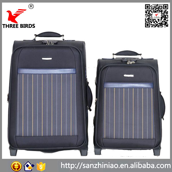 China supplier fashionable eminent luggage set travelmate spinner trolley suitcase