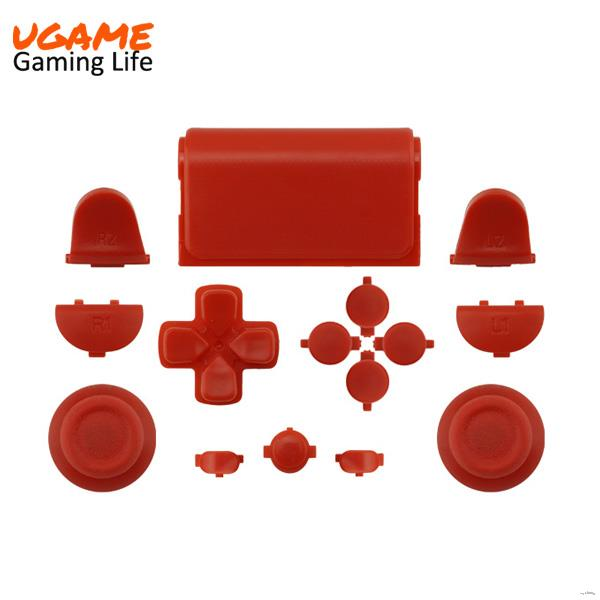 Fctory price mod kit parts for ps4 controller glossy color