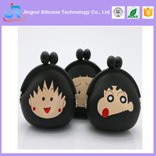 Light Use Portable Cosmetic Silicone Bag For Ladies