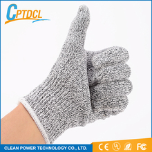 Food Grade Level 5 Protection Cooking Gloves For Cutting , Slicing , Peeling