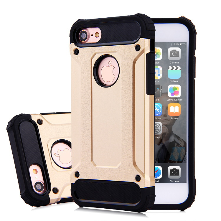 for apple iphone 6 cover defender armor case 2 in 1 for iphone 6s in stock
