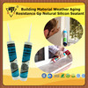 Building Material Weather Aging Resistance Gp Netural Silicon Sealant
