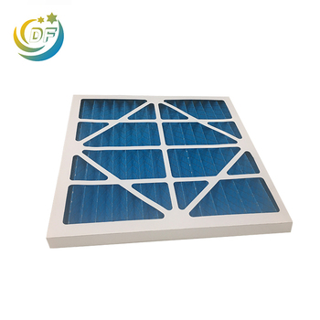 High quality 24x24x2 merv 8 filter non pleated air filters