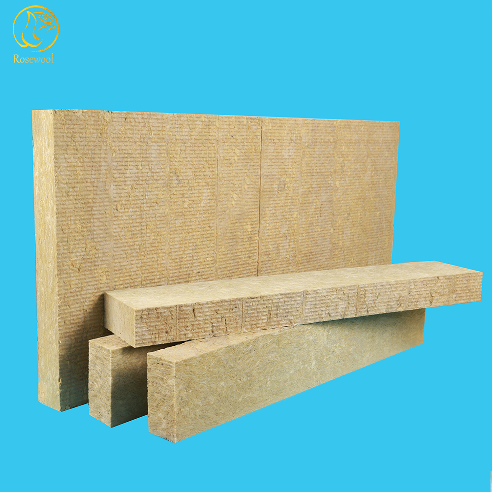 china industrial sound resistance rock wool