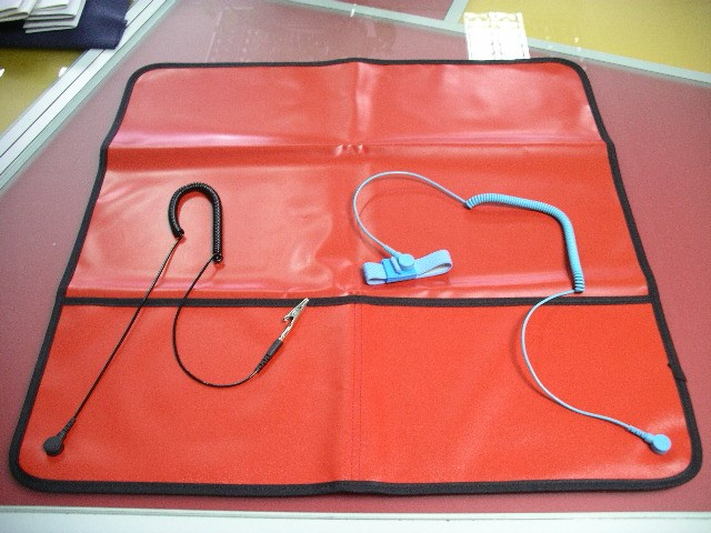 NEW Design- Antistatic service kit,antistatic PVC ESD field service kit