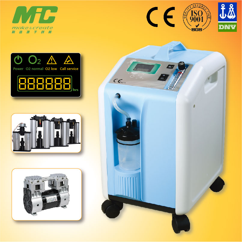 27. MIC PSA Electric Oxygen Concentrator best oxygen concentrator for home health care CE certified China manufacturer supply