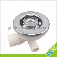 water system components spa bathtub accessory jet Plastic Nozzle for Massage Tub