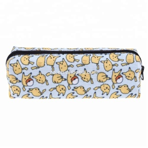 Zohra custom printed wholesale cute zipper pencil case