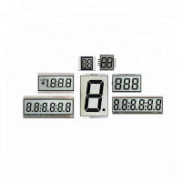 custom electronic scales displays segment lcd