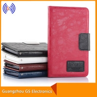 Stock Tablet Cover Leather Case For 6 Inch Tablet Pc