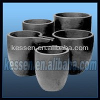 graphite crucibles for melting cast iron/graphite crucible for melting aluminium