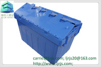 plastic storage box nestable plastic container from china