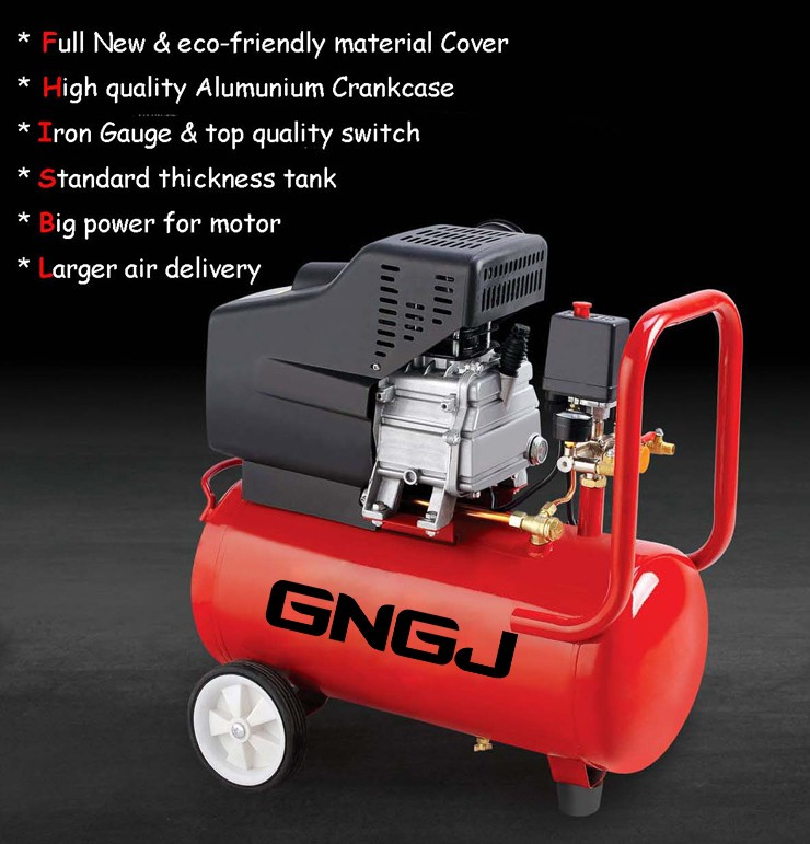 Hot saling Balma pump Lubricant manual portable air compressor