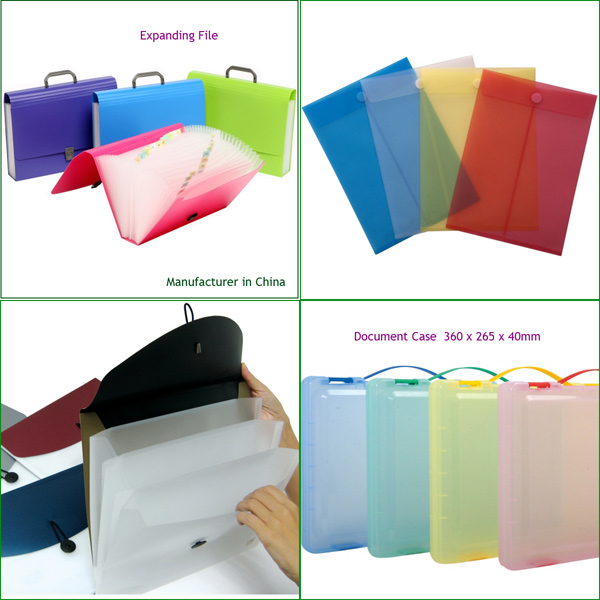 Alibaba stationery supply waterproof desktop file organizer