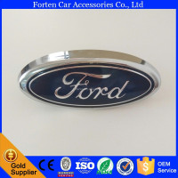 Custom ABS Epoxy Resin Car Front Grille Emblem Badge For Ford 2004-2012 4M51-8216-AA
