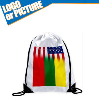 Wholesale Lithuania durable cotton canvas high school bag