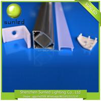 High quality Customized Trade Assurance product aluminium led profile extrusion