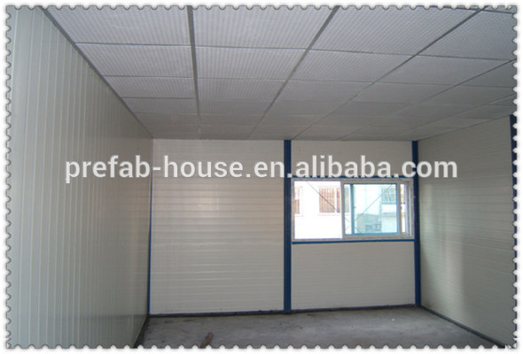 Prefabricated modular building for labor worker dormitory and army barrack